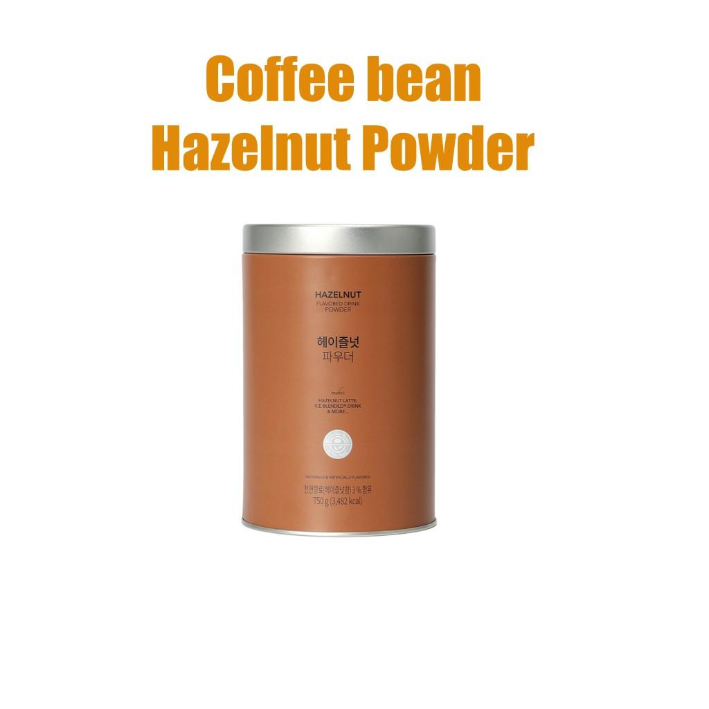 Coffee Bean Powder Vanilla Hazelnut 750g Shopee Singapore