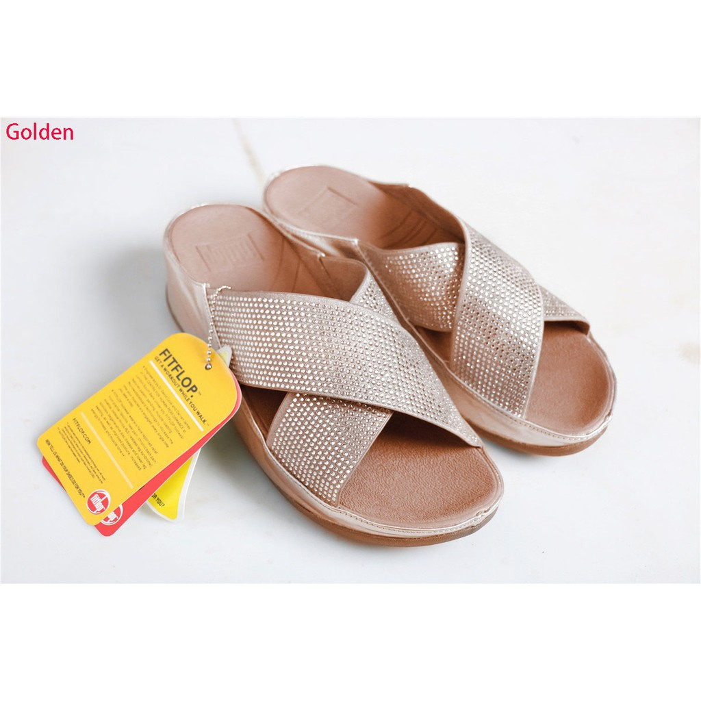 43e5a86506b Fitflop Lulu Mirage Slide Sandals Apple Blossom
