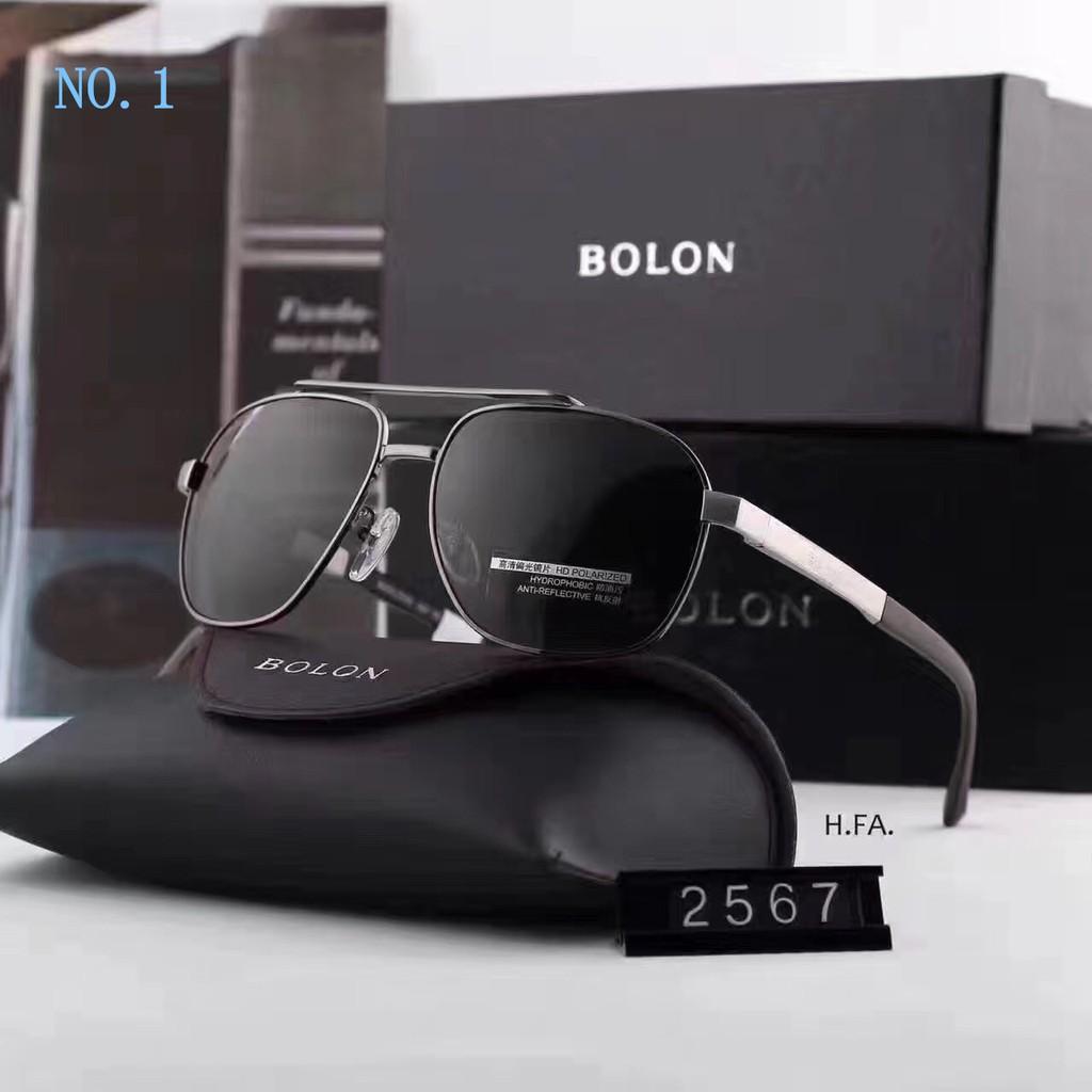 7db64e18e7 2017 new women and men Bolon sunglasses polarized metal frame HD lenses  BL2366