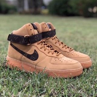 🌟READY STOCK🌟2018 new air force one mid top shoes for unisex sports shoes ed3e2d952d917