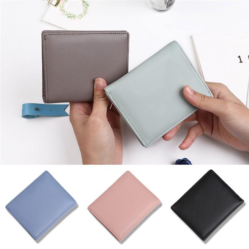 2018 Women Wallet Hardware Wristband Card Case Multi-Function Purse Clutch Bag | Shopee Singapore