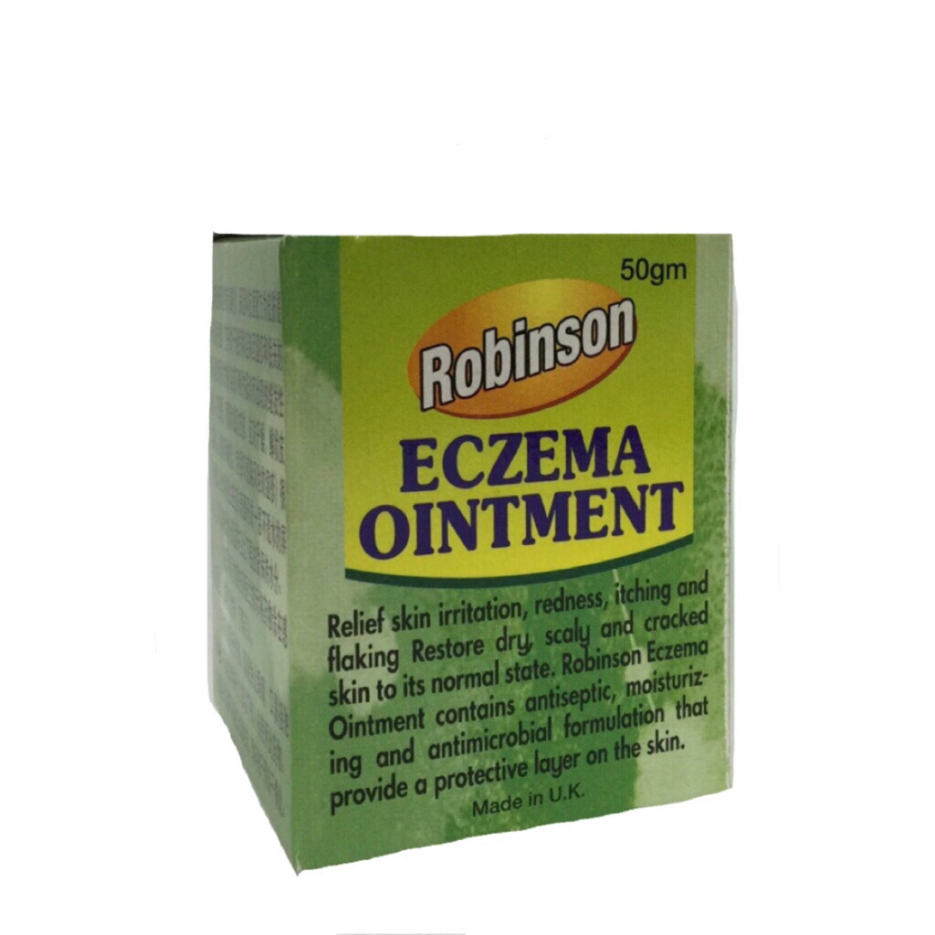 Ointment from eczema