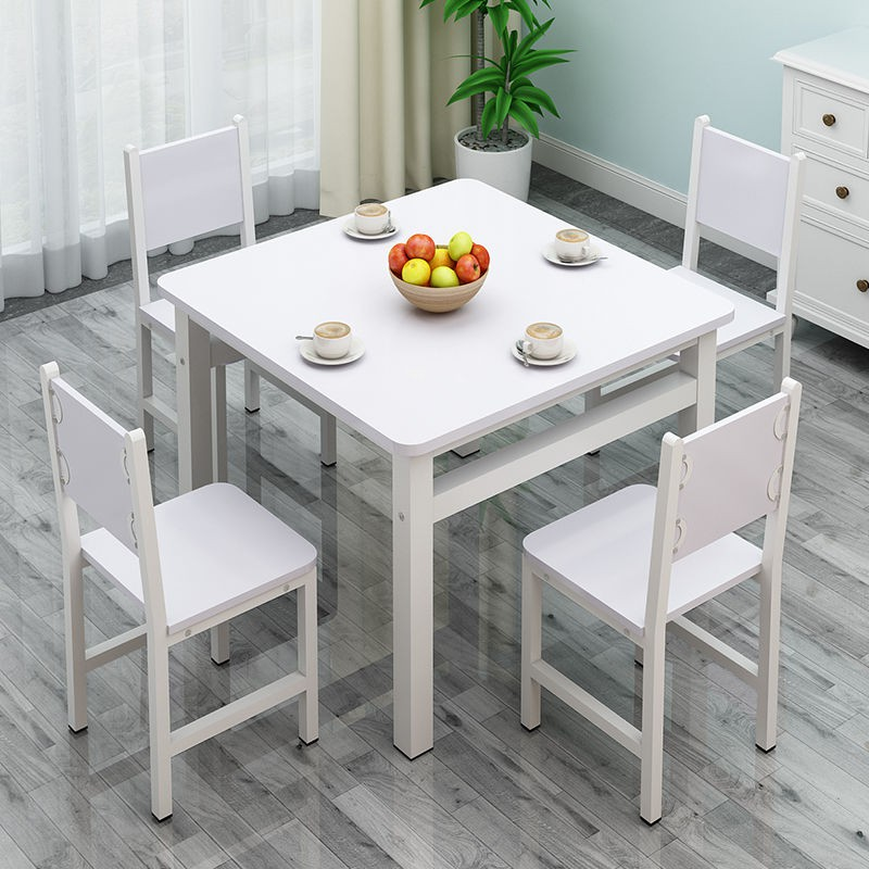 Dining Table And Chair Simple Household