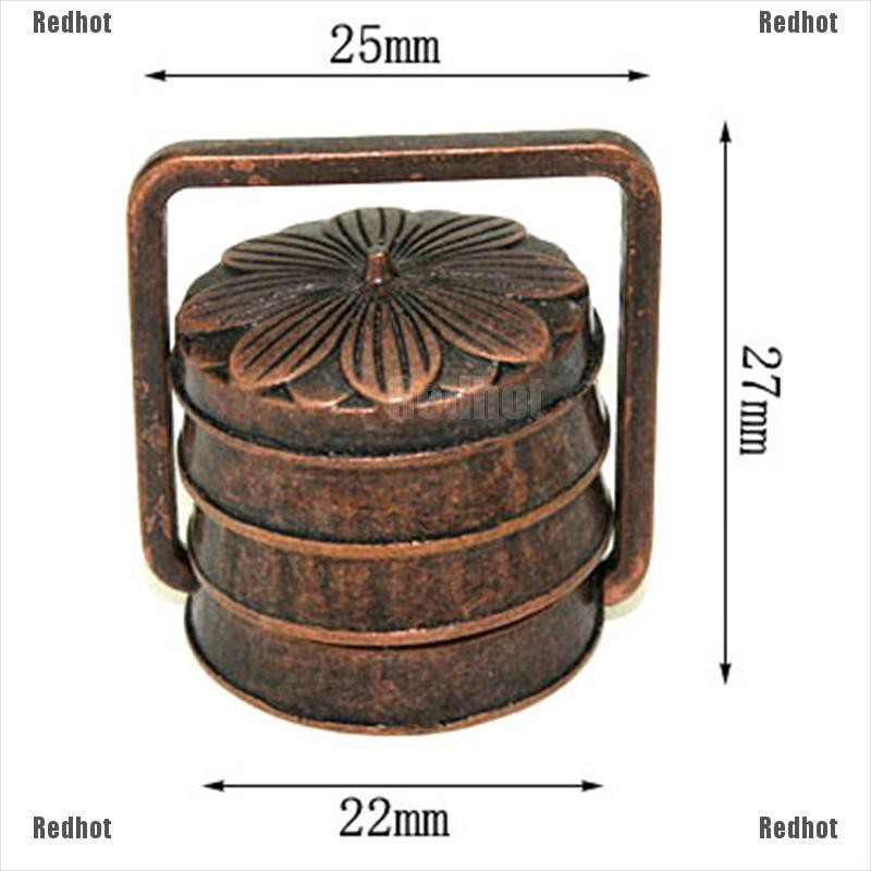 Dollhouse Miniature 1//12 Toy Vintage Wooden Basket Box Kitchen Accessories Sg
