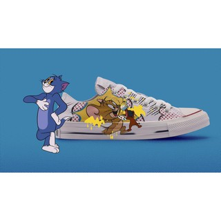 Tom & Jerry x Converse Chuck Taylor All Star | Shopee Singapore