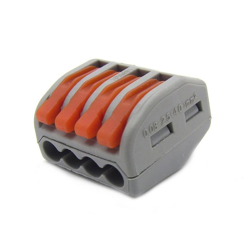 PCT-214 Suyep Compact Splicing connecteur 400 V 28-12 AWG Pct-214//222-414