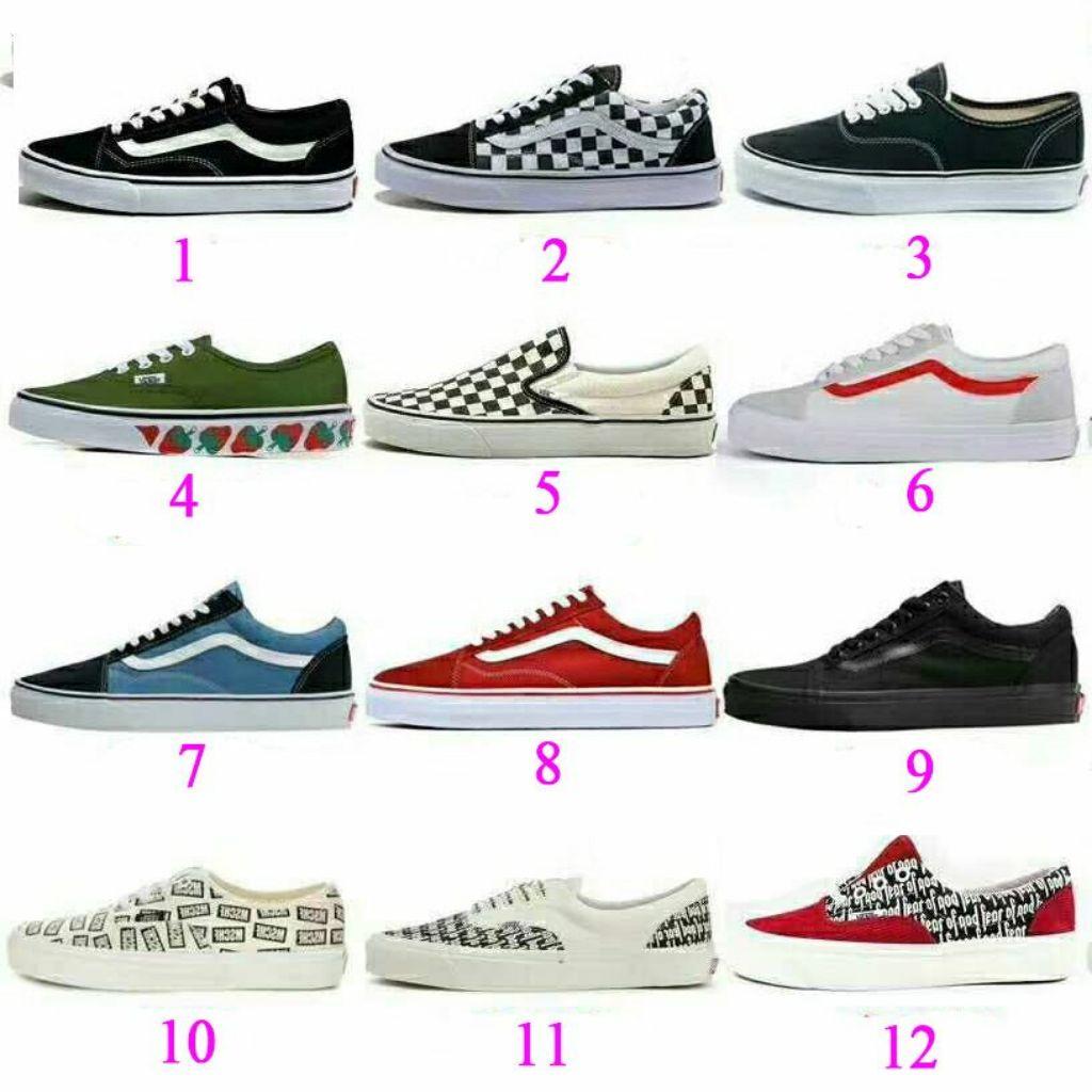 Fashion Sneakers OLD SKOOL Canvas shoe