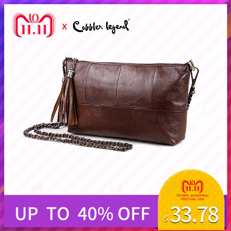 9bd02f4918d334 Cobbler Legend Genuine Leather Female Bag Soft Luxury 2019 H | Shopee  Singapore