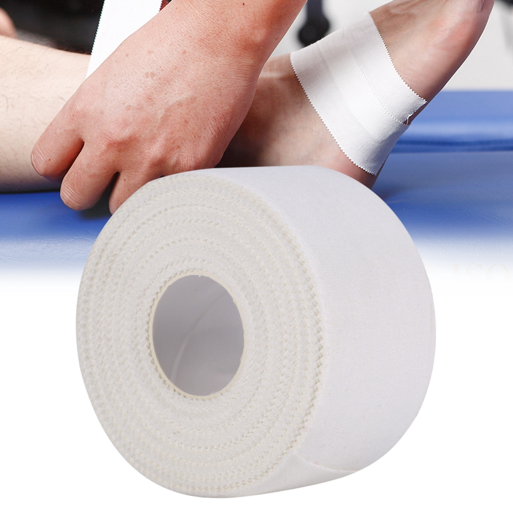 Energetic 10m Long Medical Sports Wrap Soft Underwrap Sport Physio Tape Bandage Body Strapping Emergency Supplies And Digestion Helping Security & Protection