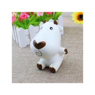 CS Jumbo Colossal Squishy Cows Cream Scented Slow Rising Kids Toy Phone Strap