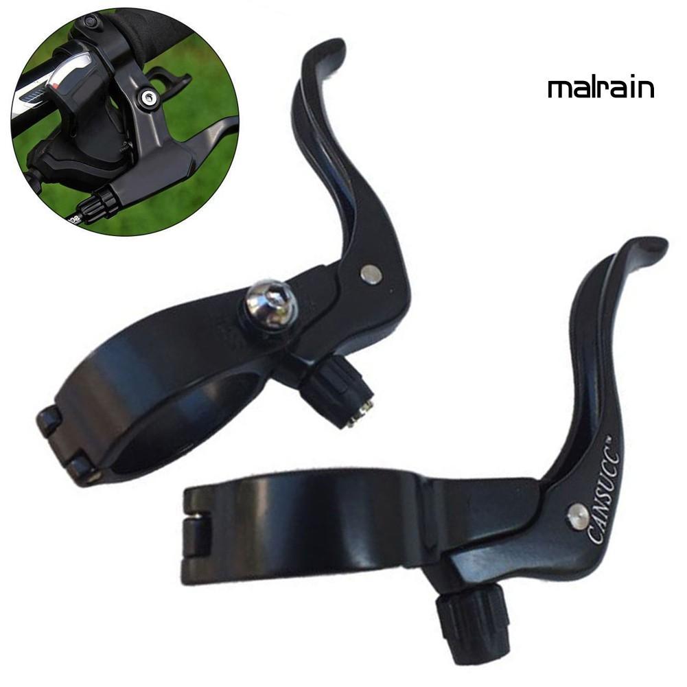 1 Pair 31.8mm Aluminium Alloy Bicycle Road Bike Handle Brake-Lever Accessories