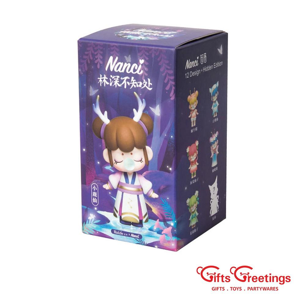 Rolife Nanci Elf Fairy Blind Box Action Figures
