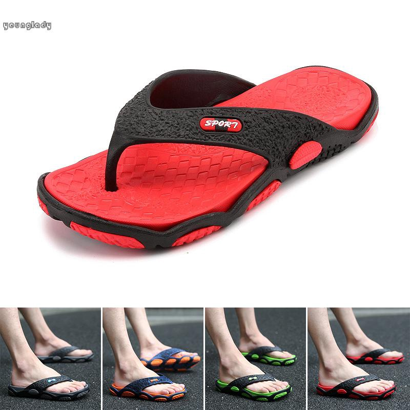 Mens Summer Beach Shoes Sandals Slippers Clogs Mules Sports Flip Flop Sliders UK