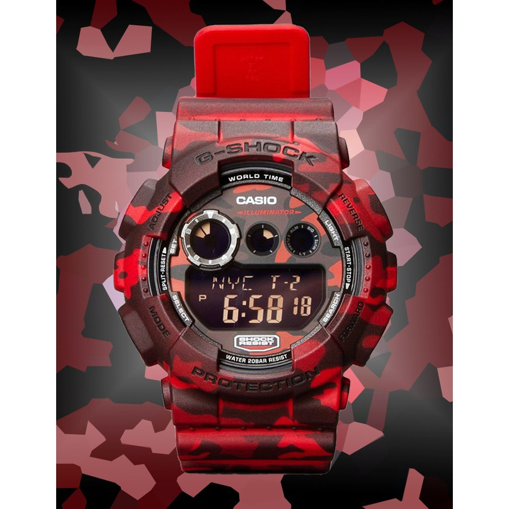 Casio G Shock Watch Gg 1000rg 1a Shopee Singapore Camouflage Gd 120cm 4dr