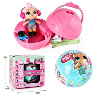 LOL Surprise Series 3 Big Sister Doll Girl Madame Queen Children Gift Toy B2