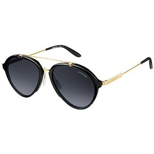 590f41cdc4 Fossil FOS 2041 F S Sunglasses, Black Gunmetal Grey