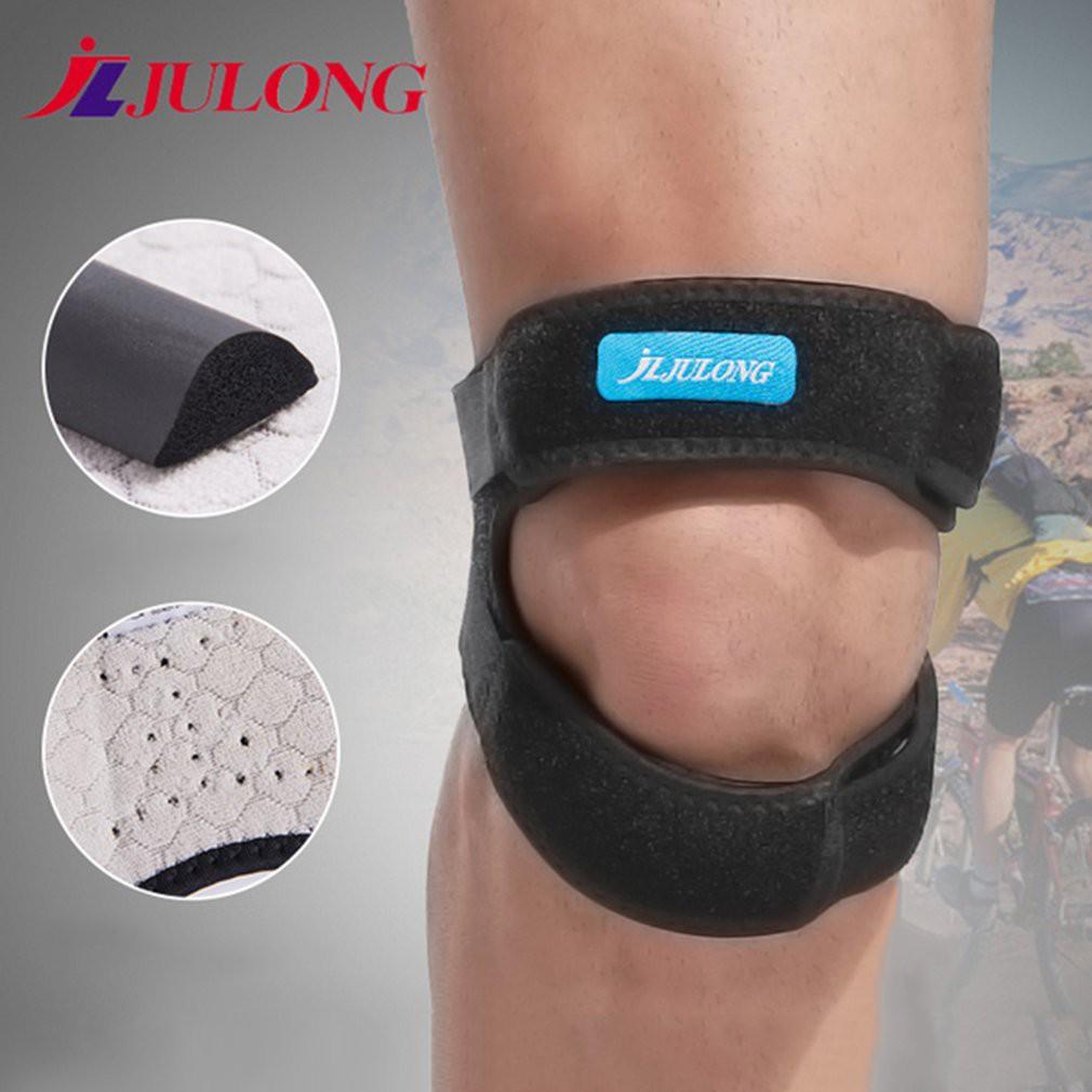 Sports Compression Bamboo Knee Pad Gym Brace Pads Elbow Wrist Kneecap Protector