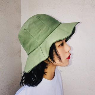 319fa891df2cc0 Korean female chic wave side fisherman hat Japanese soft sister candy  purple cas | Shopee Singapore