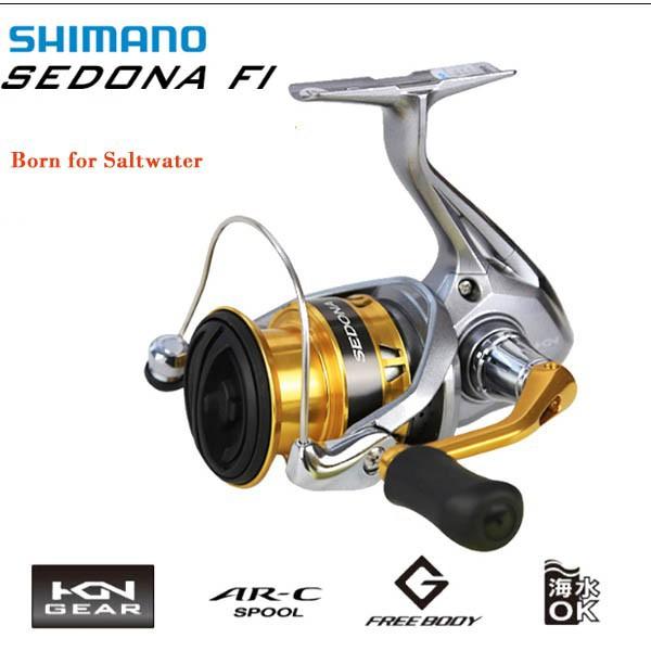 bc22e36d305 SHIMANO SEDONA FI Fishing Reel Fishing Boat Wheel Spinning Wheel Fish |  Shopee Singapore