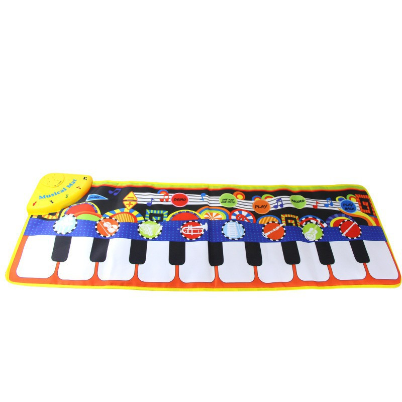 Play Singing Mat Kids Piano Keyboard