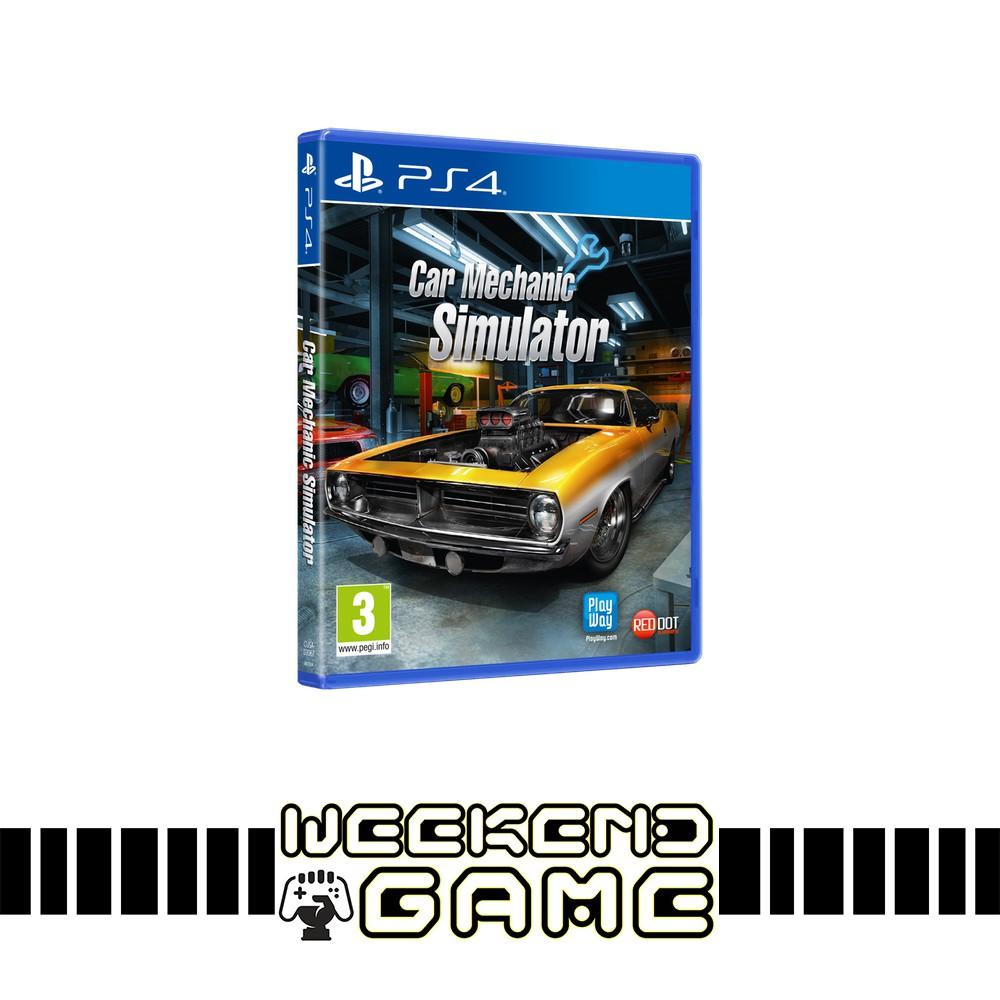 Car Mechanic Simulator //PS4//