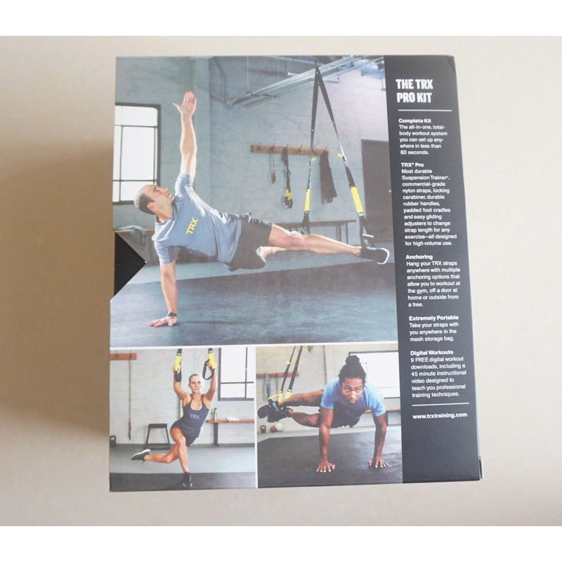 photo regarding Printable Trx Workouts titled Hottest and the suitable TRX P4 Skilled Doing exercises systerm Conditioning