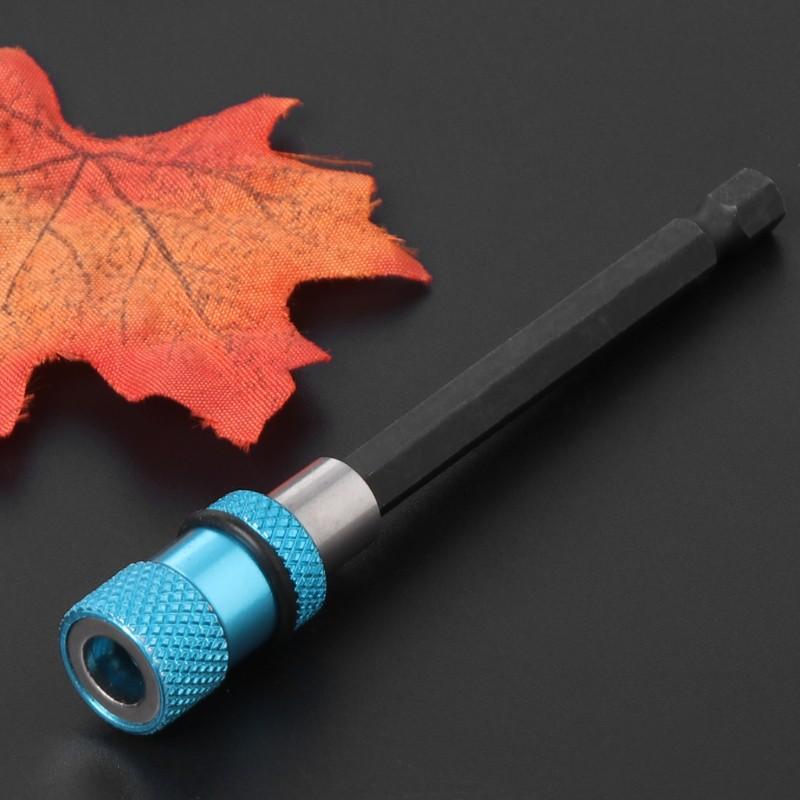 Brand New Magnetic Drywall Screw Bit Holder 1//4inch Hex Shank Drill Screw