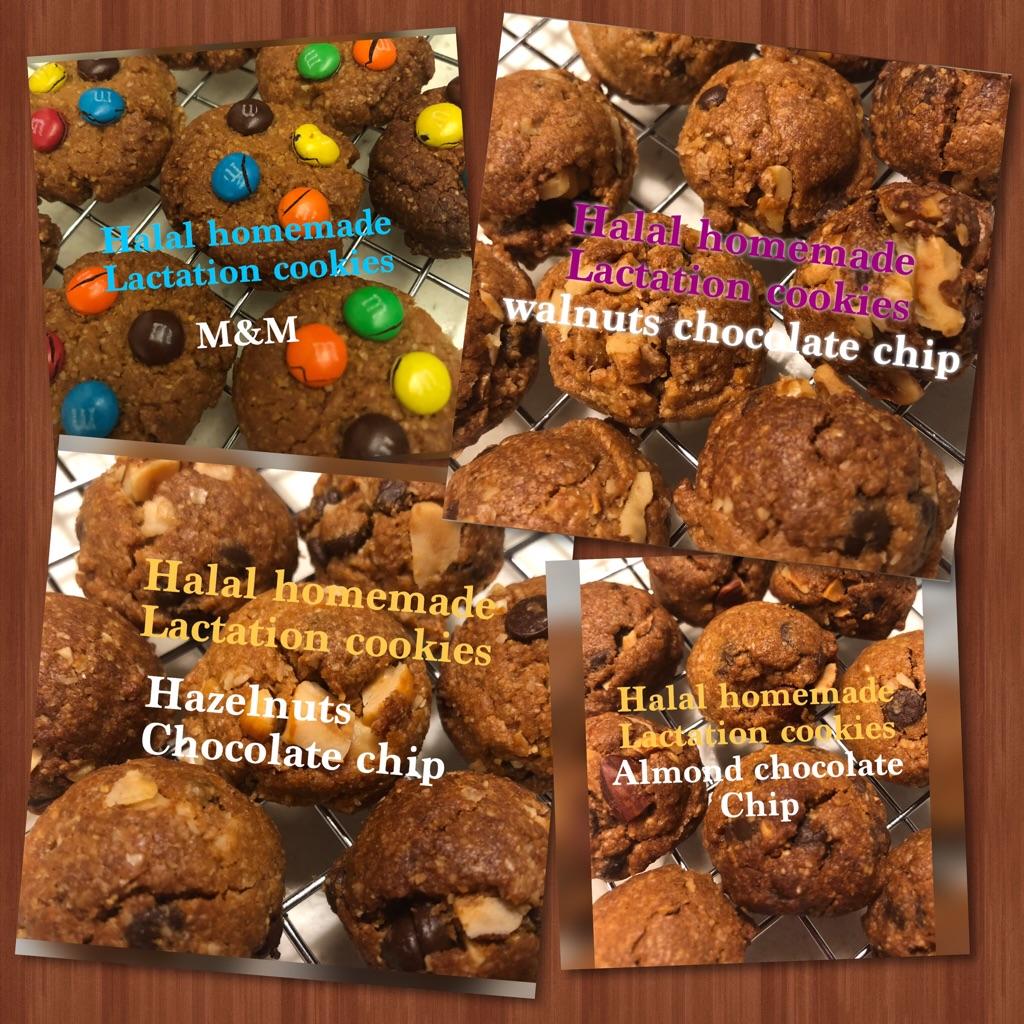 Halal Lactation cookies | Shopee Singapore