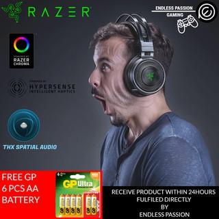 Razer Nari Ultimate: THX Spatial Audio - 2 4GHz Wireless