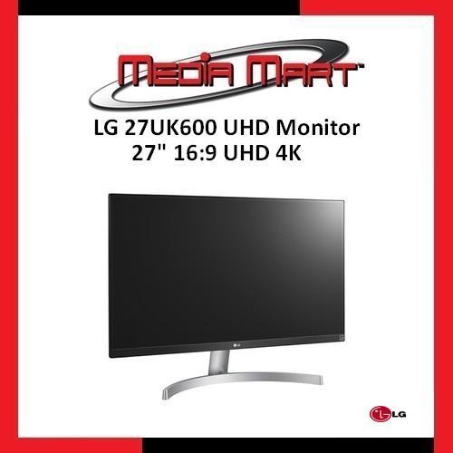 LG 27UK600 UHD Monitor