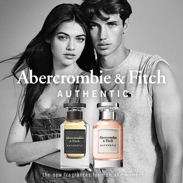 Abercrombie & Fitch Authentic Woman/Femme EDP for Women (100ml/Tester) A&F  Eau de Parfum [100% Authentic Perfume] | Shopee Singapore