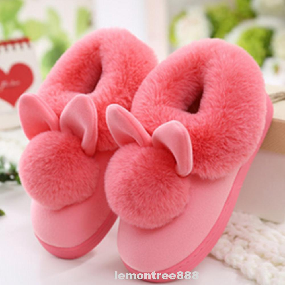Men Women Heated Slippers Electric Foot Warmer Shoes Adjustable Temperature Anti-Skid House Shoes Winter,Red,36//37