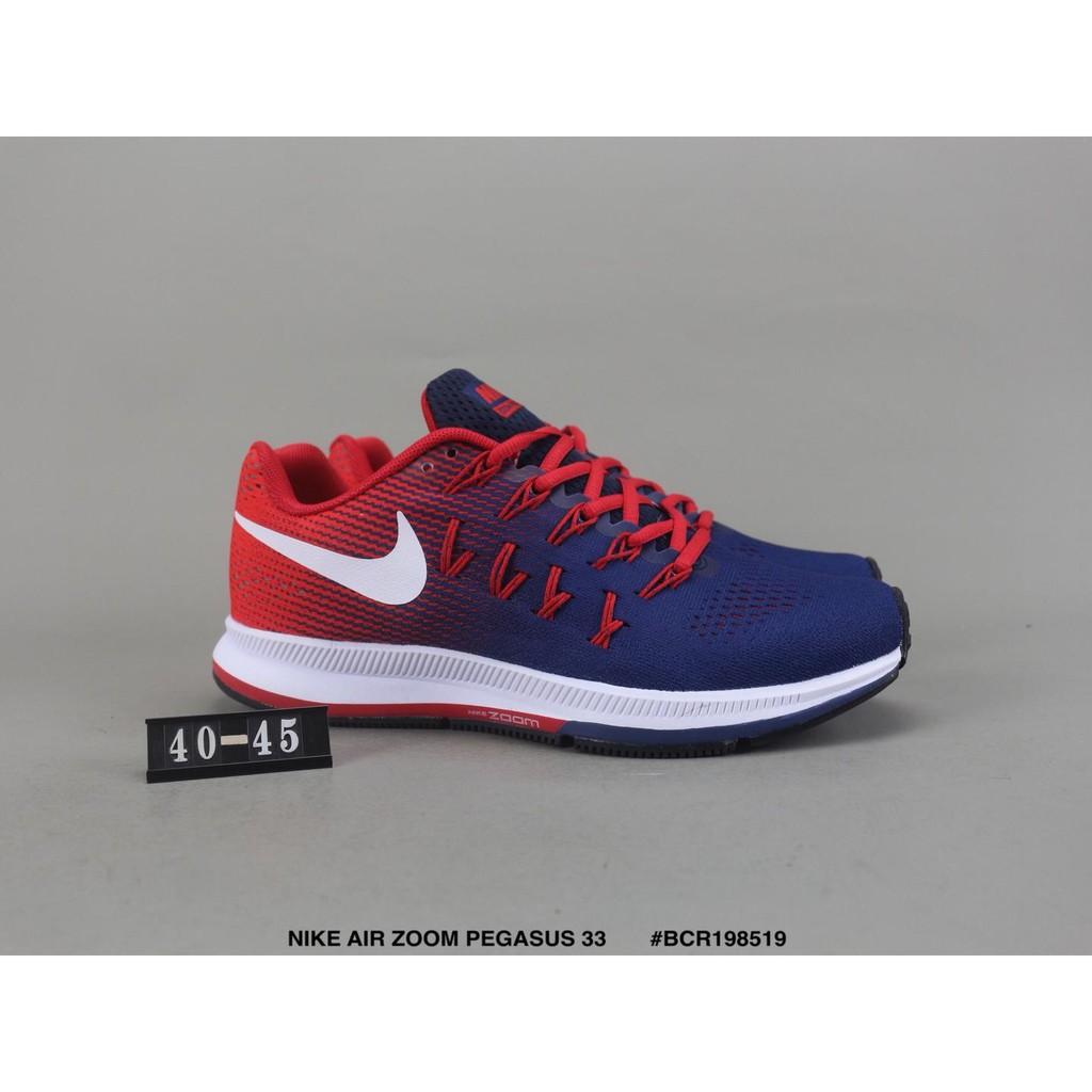 ba4c456d10c1 ready stock NIKE AIR ZOOM PEGASUS 33 Mens Womens Running Shoes Sneakers Ori