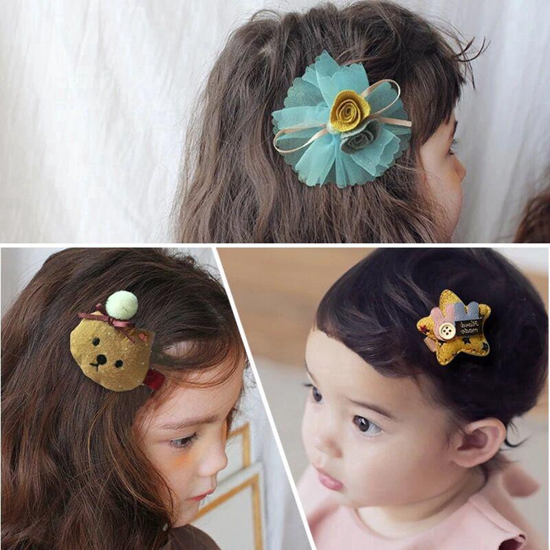 Bowknot Hair Ropes Rubber Band Cute Ties Bow Elastic Band Women