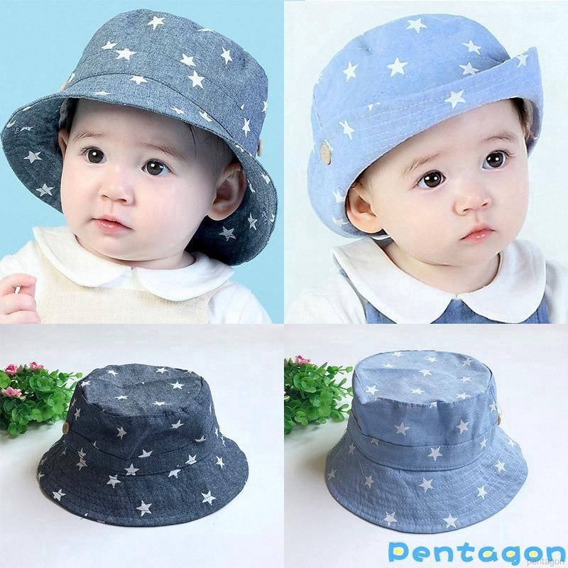 Toddler Baby Kid Boy Girl Cotton Blend Soft Hat Smiling Face Dot Children Cartoon Print Baseball Cap Sunhat for 6 Month-30 Month Old Children