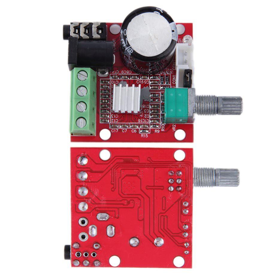 Tmr 210w dual channel hi fi pam8610 mini amplifier board 12v for