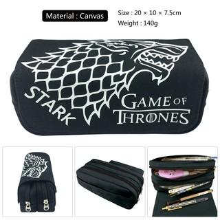 Game of Thrones wallet cartoon Wolf head/'s logo purse unisex new buckle wallet