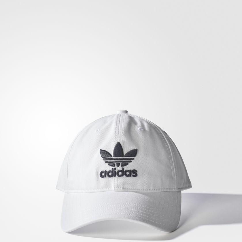 ad30b862b 🔥In Stock🔥 Adidas Trefoil Classic Cap (Black / Pink / White)
