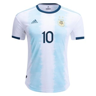 new concept 03bbb 7ec0b Top Quality 2019/2020 Argentina national team Home Football ...