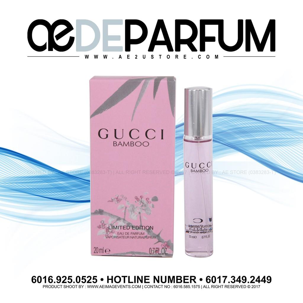 Gucci Bamboo Edp For Women 75ml Tester Eau De Parfum Shopee Singapore