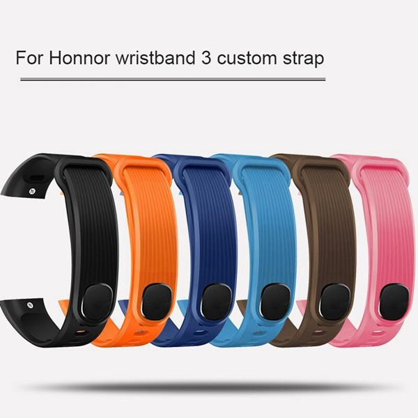 Silicone Sports Bracelet Replacement Wristband for TicWatch TicBand   Shopee Singapore