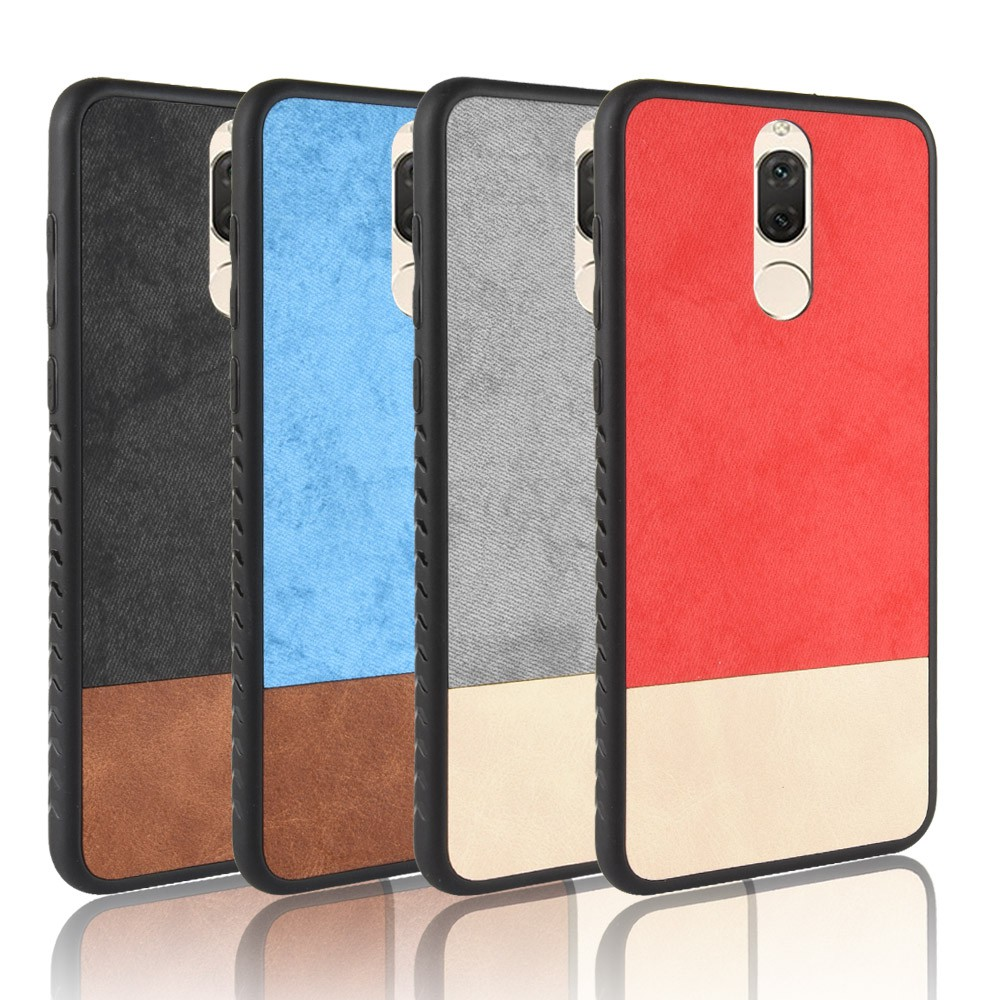 New For Huawei Nova 2i Mate10 lite case Huawei  soft edge cowboy cover