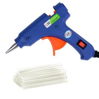 Adhesives, Sealants & Tapes Glue Guns Professional Cored Hot Melt Glue Gun Electronic Heating Tool Bosch PKP18E