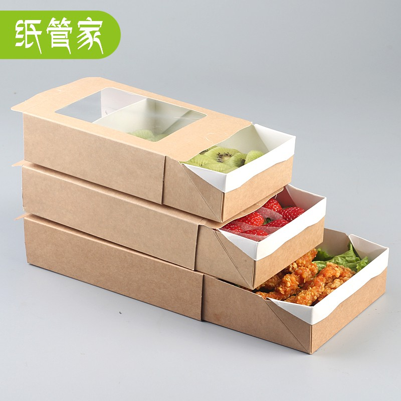 disposable paper lunch box | Shopee Singapore