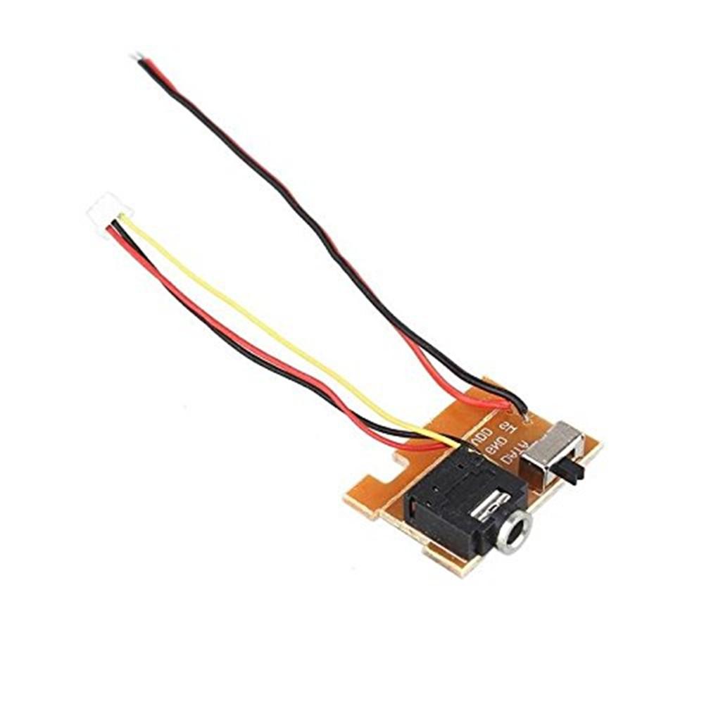 Electronic Circuit Board Original Green H47 Receiver Com Buy Jjrc H12c Spare Parts Receiving Shopee Singapore