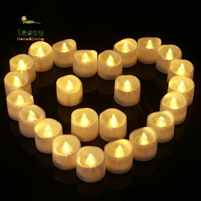 Home & Garden 6pcs Flameless Battery Powered Warm White Led Birthday Easter Party Wedding Candles Night Lights Remote Control Home Decor 17cm Candles & Holders