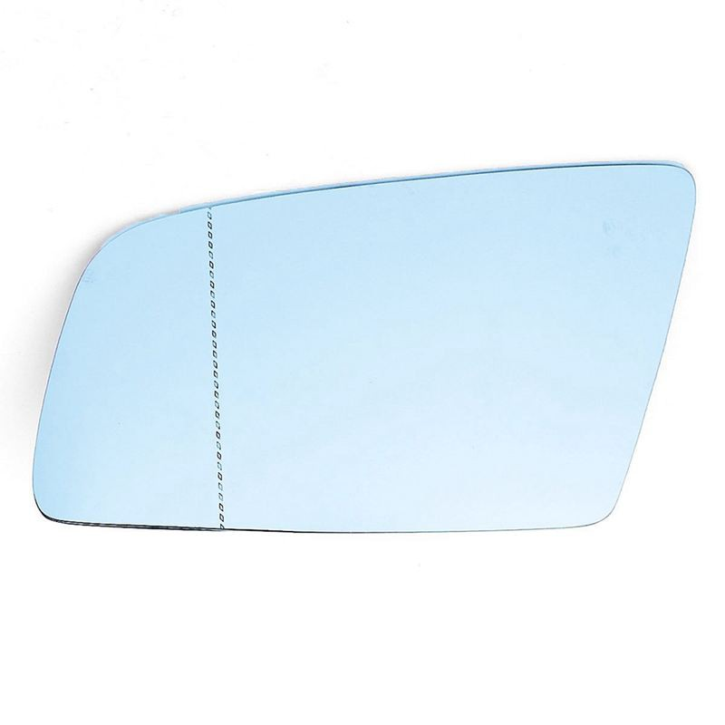 Side Mirror Glass Aspherical Heated LEFT Fits VW Transporter T5 Wagon 2003-2009