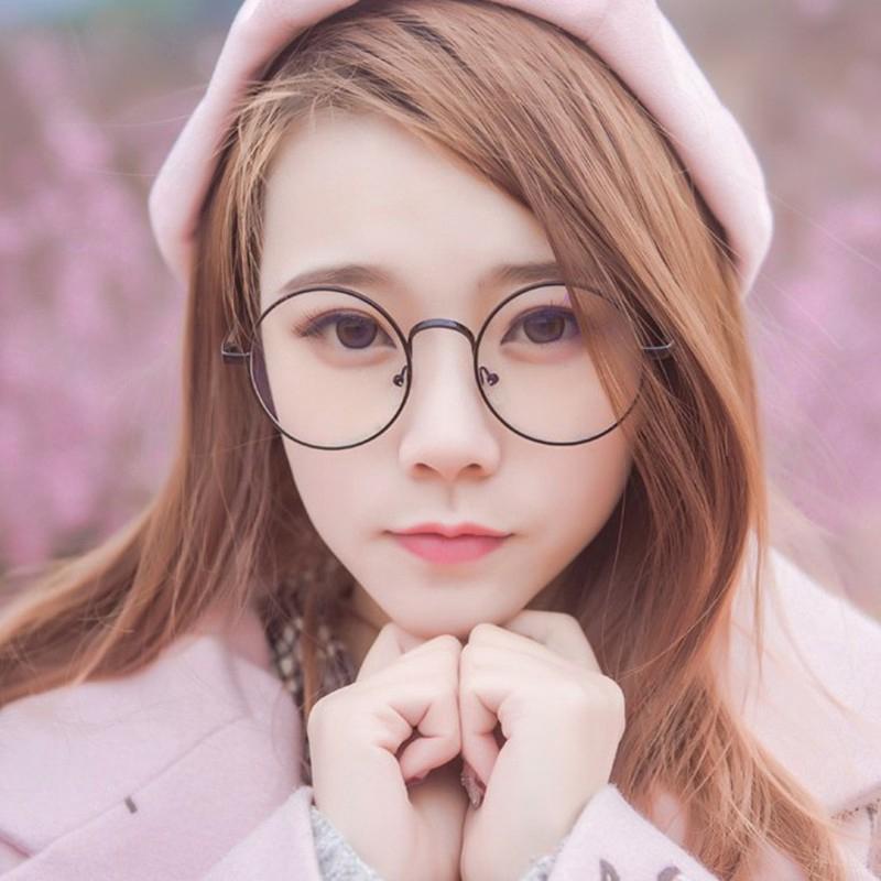 Viendo Korean Style Round Eyeglasses Frames Unisex Fashion