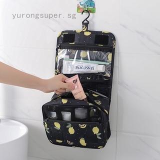 10b610896696 Foldable Flamingo Cactus Lemon Traveling Organizer Travel Storage ...
