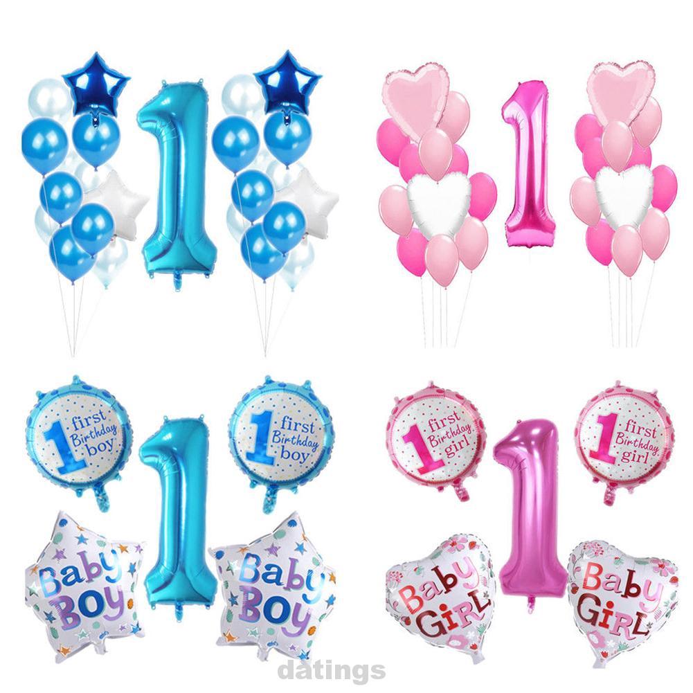 Happy Birthday Folienballons Luftballons Buchstaben Geburtstag Party Deko